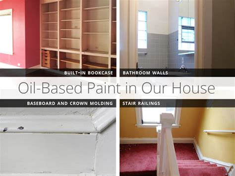 How To Paint Over Oil-based Paint With Latex Paint