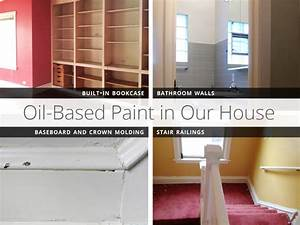 how to paint over oil based paint with latex paint hometalk With latex paint in bathroom