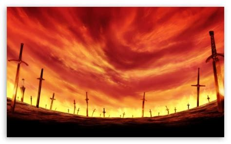 unlimited blade works ultra hd desktop background