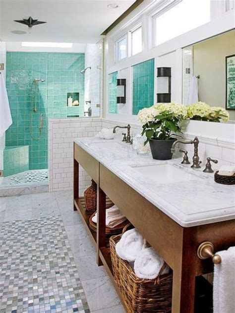 35 Awesome Coastal Bathroom Designs  Comfydwellingcom