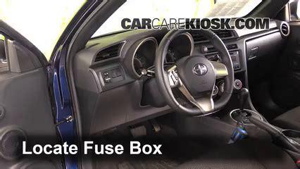 Scion Tc Interior Fuse Box Light interior fuse box location 2011 2016 scion tc 2012