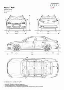 Dimensions Audi A4 : nouvelles audi a4 2015 berline et break l 39 loge de la technologie dimensions nouvelle audi ~ Medecine-chirurgie-esthetiques.com Avis de Voitures