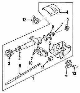 Chevrolet Cavalier Ignition Lock Assembly