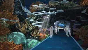 Mayor Michael Bloomberg Unveils Design For New 'Ocean ...
