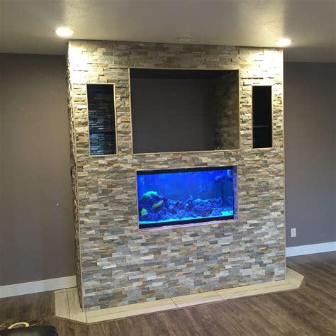 fish tank  tv stand diy pinterest fish tanks tv
