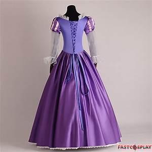 Height Measurement Chart Disney Tangled Princess Rapunzel Cosplay Costume
