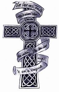46+ Celtic Cross Tattoos Designs