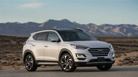 2019 Hyundai Tucson Photo Gallery Autoblog