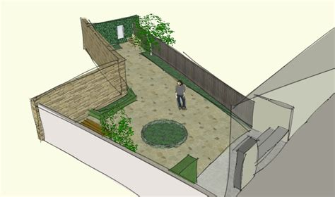 17 best images about sketchup on family garden