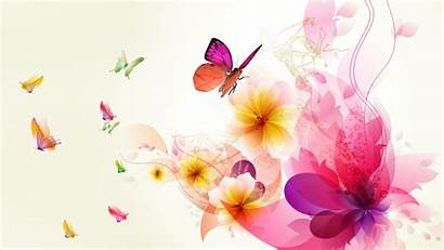 Abstract Floral Exotic Allwallpaper