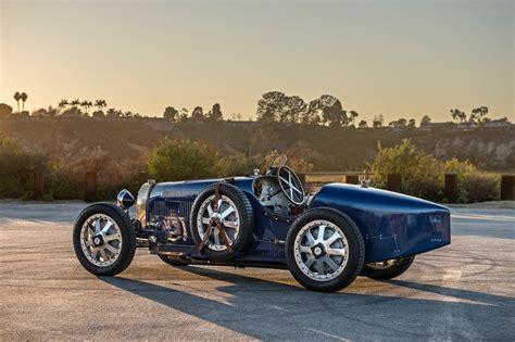 Bugatti Kit Car Manufacturers by Pur Sang Type 35