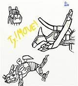 Dinotrux Coloring Pages Doodle Printable Cyrstal Deviantart Fan Drawings sketch template