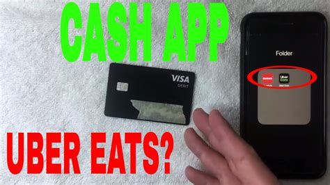 Once your bank account is linked, you can easily add money to your account. Can You Use Cash App Cash Card On Uber Eats 🔴 - YouTube