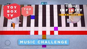 Music Challenge - Top 5 Toy Boxes - Disney Infinity Toy ...