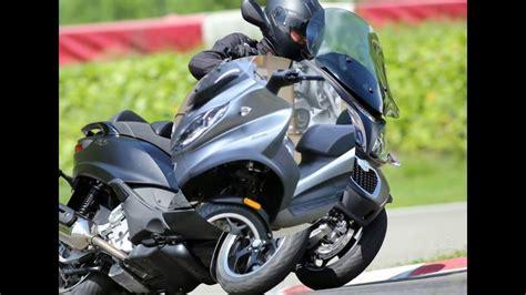 piaggio mp  scooter luxury youtube