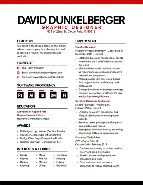 14815 resume personal logo 116 best resumes personal branding images on