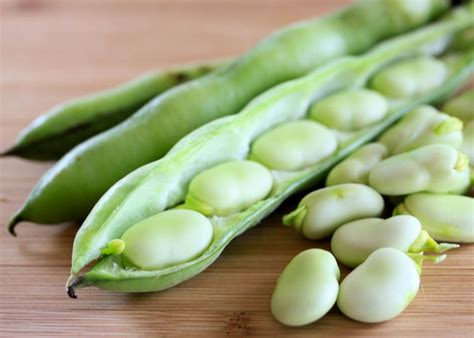 fava beans spring potato salad one vanilla bean