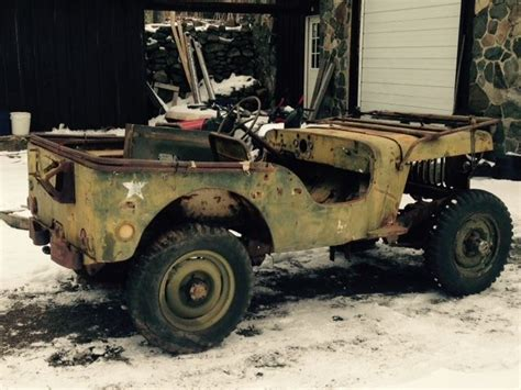 ford military jeep ford gpw willys mb wwii military army jeep for sale