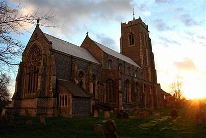 Martham St Norfolk Mary Church