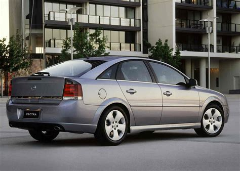 2004 Holden Vectra  Picture 54048  Car Review @ Top Speed