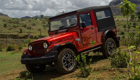 thar jeep next generation mahindra thar under works find new
