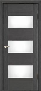 Door Rough Opening Chart Milano 275 Grey Oak Buy Home Interior Door At Best