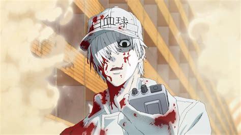el mejor anime del  hataraku saibou youtube