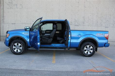 ford   supercab fx luxury pkg envision auto