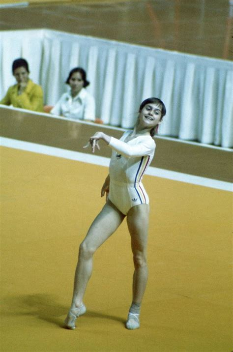 Comaneci Floor Routine by 17 Best Images About My An Olympic Chion