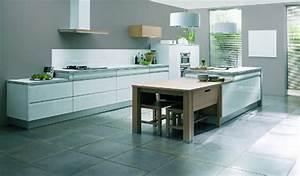 Cuisines Amenagees : cuisines quip es cuisines am nag es cuisine moderne design bois ~ Melissatoandfro.com Idées de Décoration