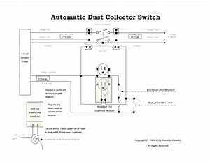 Automatic Dust Collector Switch  2  Schematic