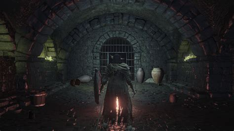 Dungeon Background Souls 3 Irithyll Dungeon Walkthrough Polygon