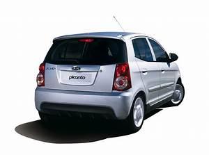 Kia Revela Detalhes Do Picanto 2010  U2013 All The Cars