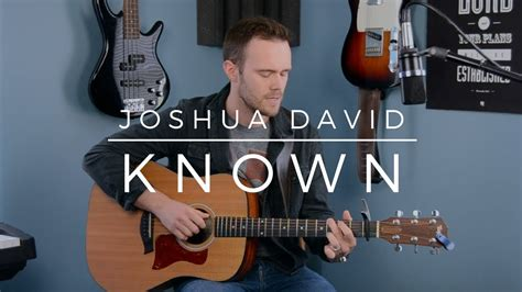 Known (with Lyrics Video) Chords