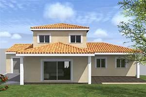 creation de plan de maison sur mesure a labastide beauvoir With creation de plan de maison