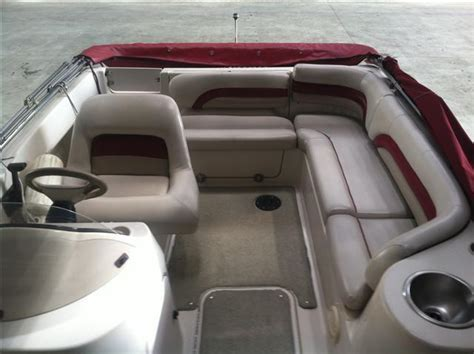 1999 Godfrey Hurricane Deck Boat by Godfrey Fundeck 201 1999 For Sale For 10 500 Boats From