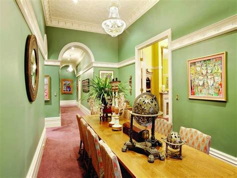 Victorian Interior Paint Colors Lovely Dining Room Decor