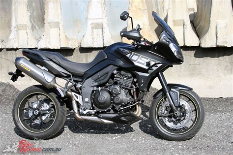 Review Triumph by Review 2016 Triumph Tiger Sport Bike Review