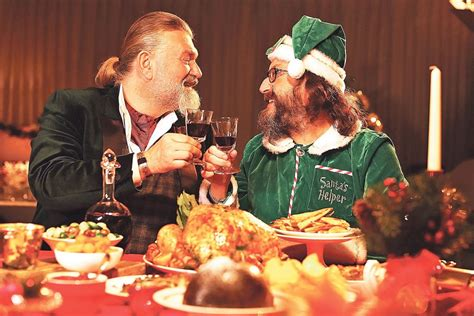 the hairy bikers christmas countdown will help you keep