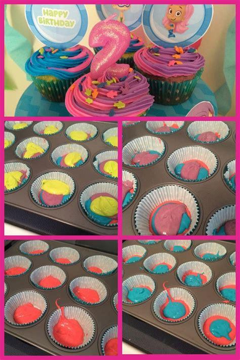 best 25 bubble guppies cupcakes ideas on pinterest