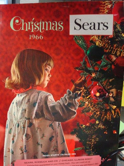 sears  book  christmas catalog reserved