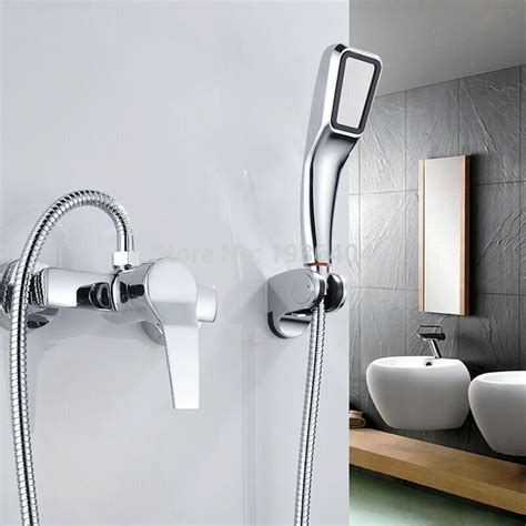Shower Faucet Sets by Wholesale Cheap Shower Sets Handshower Chrome Brass