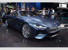 IAA 2017 BMW 8er Concept feiert DeutschlandPremiere