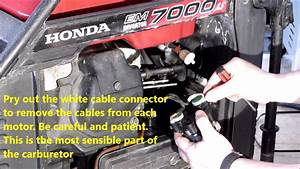 Honda Em7000is Generator Carburetor Replacement Guide
