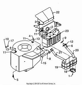 Mtd 13an698g016  2001  Parts Diagram For Engine