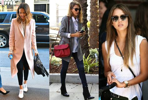 Inspirational Celebrity Hairstyles & Street Style Looks