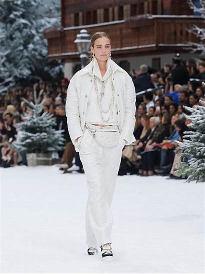 Chanel Winter Womens