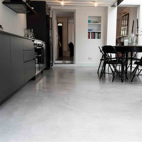 Microcement floor vs polished concrete floor   what to choose?