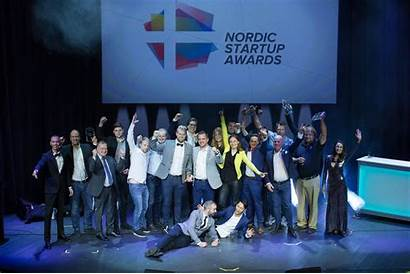 Startup Nordic Awards Startups Eu Regional Winners