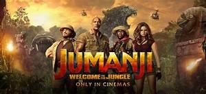 FoxMovies Watch Jumanji: Welcome to the Jungle (2017 ...